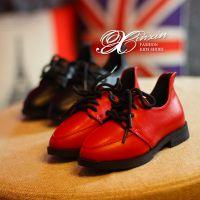 2015春季儿童鞋新款女童韩版休闲皮鞋中大童时尚公主单鞋温州批发