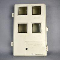 玻璃钢电表箱 单相电表箱 电子插卡电表箱 DBX双开门电表箱 4户