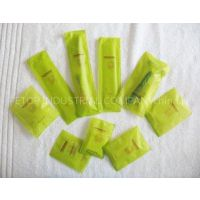 Hotel amenities, OEM/ODM full set amenities, waterproof flow package for stars hotels