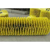 厂家直销滑移装载机毛刷片 扫雪刷辊(128-600型)