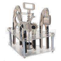 供应高档精美厨房工具套装QX-9908A,锌合金家居实用礼品