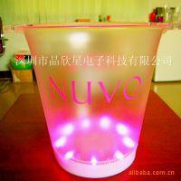供应闪光冰桶,发光冰桶 节庆用品、花市用品
