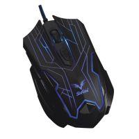 供应厂家直销 硕科达T70激光透光游戏鼠标 鼠标键盘套装  鼠标