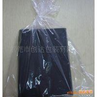 长安PE胶袋厂供应PE五金透明包装胶袋,塑胶厂用的PE透明袋