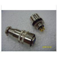 航空插头XS10-5T 插拔式接插件