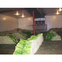 滁州蔬菜保鲜库设备安装中冷凝器的安装方案介绍