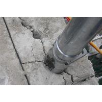 钢筋混凝土设施静态拆除设备