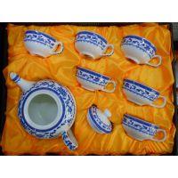 济南批发陶瓷茶具 精品茶具套装 可订制lOGO