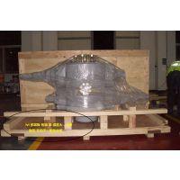 上海免检免熏蒸地台板 4公分打孔现货地台板车展木质地台板