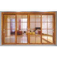 广东钛镁铝合金门窗推拉门/平开门/折叠门