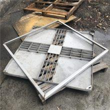昆山市金聚进排水沟不锈钢格栅制作厂家供应