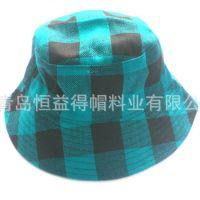 青岛2015新款厂家直销 多种款式时尚优质 盆帽大沿帽太阳帽遮阳帽