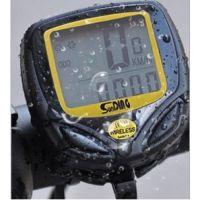 2014新款无线码表 速度表 里程表 速率表 自行车码表 SD-548C1