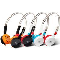 供应danyin/电音WP-182 便携式音乐耳机 头戴式通讯耳机 带麦克风