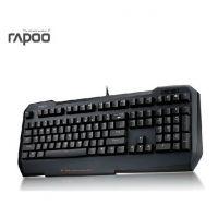 供应Rapoo/雷柏V700游戏机械键盘 Cherry樱桃黑轴