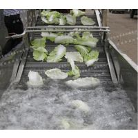果蔬清洗机 气泡清洗设备 高压水流气泡清洗机