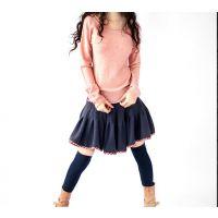 2014秋冬新款女修身卷边圆领羊绒毛衣打底衫针织衫套头羊毛衫