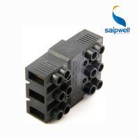 厂家直销插入式接线端子系列 TS888-2 2.5mm 方形端子 塑料端子