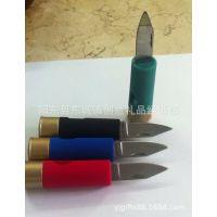 子弹形礼品小刀 随身携带折刀 可以混色