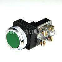 专业生产按钮开关 SB3-30PA311平头按钮 带灯按钮开关LA68K-30PA