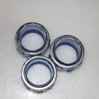 英制皮管外螺纹接头   不锈钢金属硅胶胶管软管接头现货供应批发