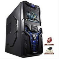 供应至睿神迹CX10台式电脑主机办公家用游戏空机箱3.0USB支持12cm风扇