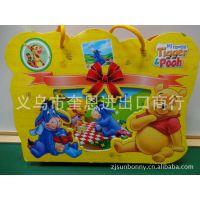 48PC迪士尼组合文具套装 威尼熊学习文具 画画套装 创意广告礼品
