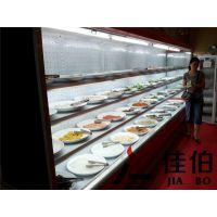 南通火锅自选柜 菜品展示柜 保鲜柜