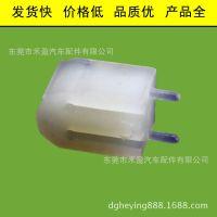 厂家低价批发 LED灯柱 隔离灯座 塑料绝缘隔离柱 LED5-6 白色