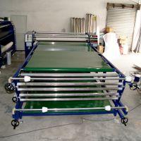 厂家直销滚筒式印花机  热升华滚筒印花机器  热转印机设备