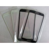 冲钻手机玻璃白色/黑色三星手机e2100no定制镜片note27100n7100