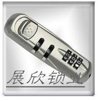 上海欣运厂家直销ABS拉杆五金箱包锁 塑胶锁 款式新颖 价格优惠