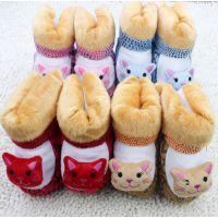 批发婴儿学步鞋宝宝棉鞋婴儿棉鞋、棉鞋卡通棉鞋多种花色