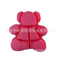 供应 可爱卡通小熊烤盘 熊仔烤盘 儿童生日蛋糕模具