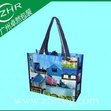 【卓然包装】广州厂家供应订做外贸织带包装覆膜袋 环保覆膜袋 服装饰物袋 量大价优