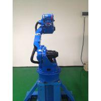 国产教学型喷釉工业机器人 力生机器人广东名牌企业
