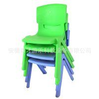 儿童塑料椅子幼儿椅子塑料家具吹塑中号椅子人体工学椅