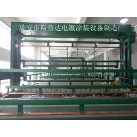 武汉、黄石、十堰、荆州龙门挂镀铜流水线轨道式挂镀生产线批发