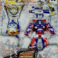 1-3变形金刚两款混装 动漫玩具擎天柱/大黄蜂 男孩变形模型玩具