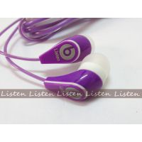 手机耳机批发  耳机厂家直销  手机耳机带麦克风 入耳式通话耳机