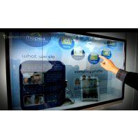 供应厂家供应92寸、110寸透明液晶屏拼接屏