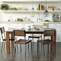 热销商品 美式复古铁艺餐椅 餐厅椅子仿古实木家具创意铁餐椅