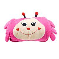 美嘉-22 可爱小螃蟹双插手热水袋/电暖袋 未注水