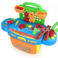 雄城117儿童 玩具套装男孩儿童益智玩具仿真工具维修桌