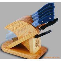 楼龙刀组合套刀.厨用刀.斩刀.切片刀.水果刀锐利之风套刀