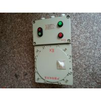 BXD8050-T防爆轴流风机配电箱定做