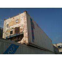 供应冷藏冷冻集装箱专业销租赁/维修/回收,海运冷藏冷冻散货集装箱