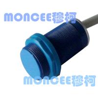 供应山东上海陕西山西穆柯电容式接近开关检测距离2mm