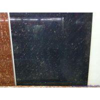 黑色聚晶抛光砖 二代微粉玻化砖地砖 客厅卧室地面铺贴瓷砖 楼梯砖