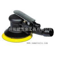 5寸圆形自吸式砂光机 台湾Unopower气动打磨机 圆形研磨机